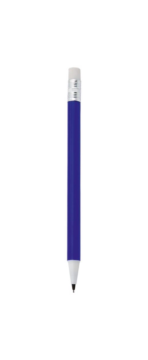 Tužka S Gumou, 0 Castle,7 Mm - Modrá