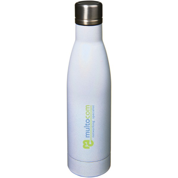 Vasa Aurora 500 ml copper vacuum insulated bottle - White