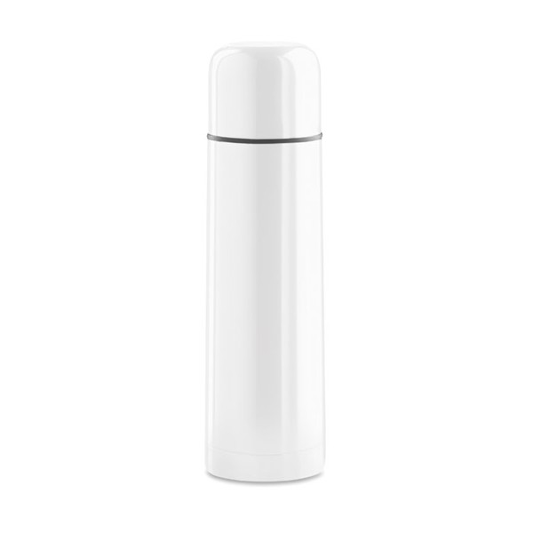 Double wall flask 500 ml Chan - White