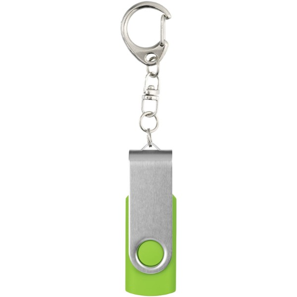 Rotate with Keychain - Lime / 2GB