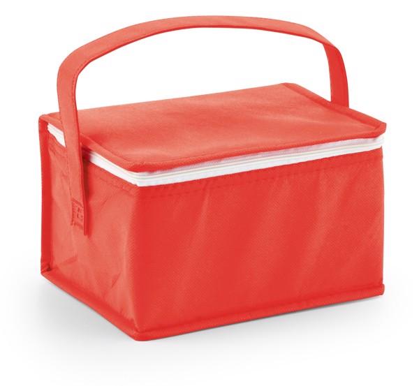 IZMIR. Cooler bag - Red