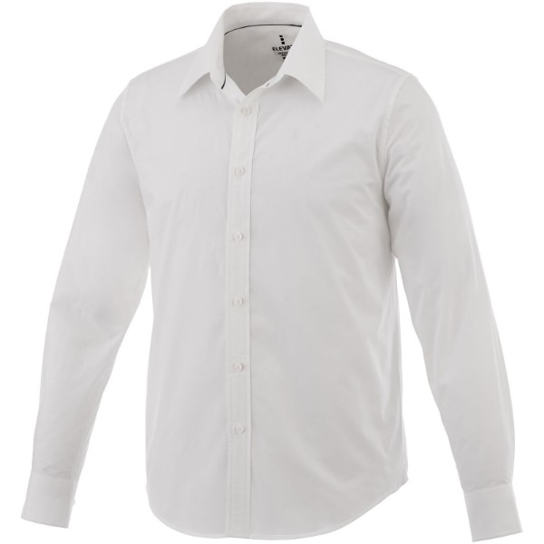 Hamell long sleeve shirt - White / 3XL