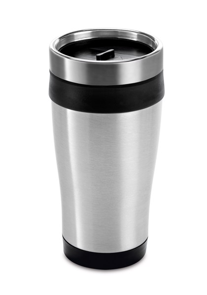 BATUM. Travel cup 420 ml - Black
