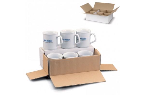 Box for 6 mugs