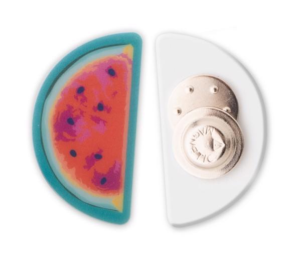 Magnetický Odznak ColoBadge - Bílá