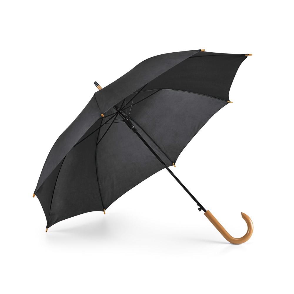PATTI. Ομπρέλα με αυτόματο άνοιγμα - Μαύρο