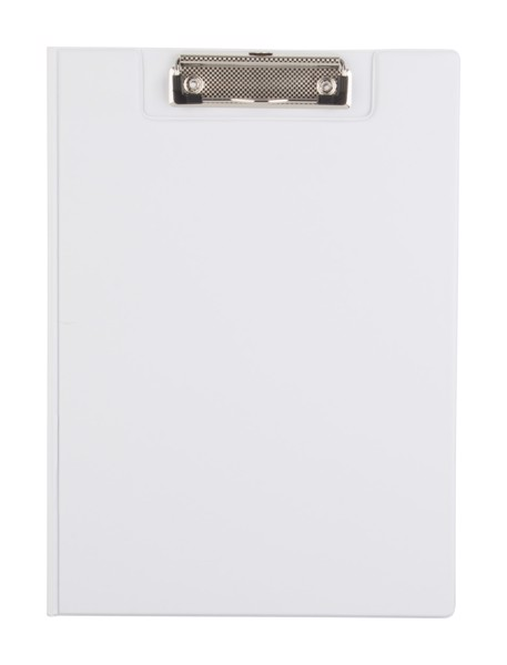 Clipboard Clasor - White