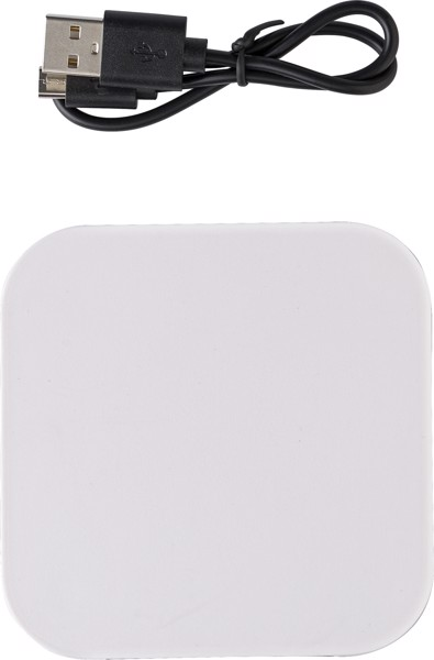 ABS charger - White