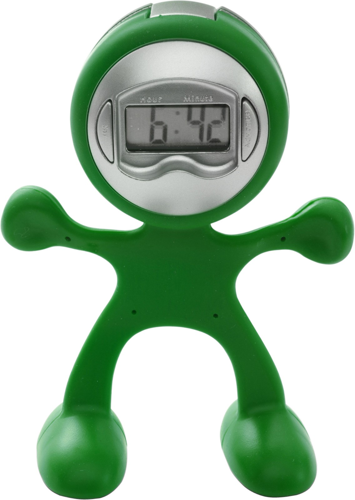ABS clock - Light Green