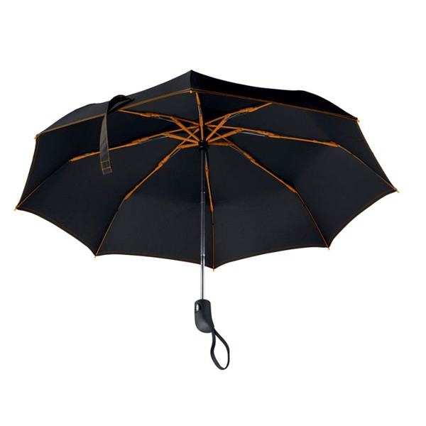 Foldable 21 inch umbrella Skye Foldable - Orange