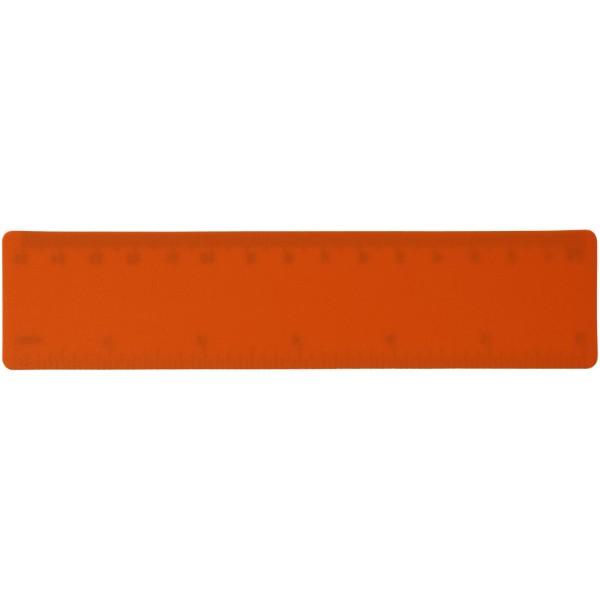 Pravítko Rothko 15 cm PP - 0ranžová