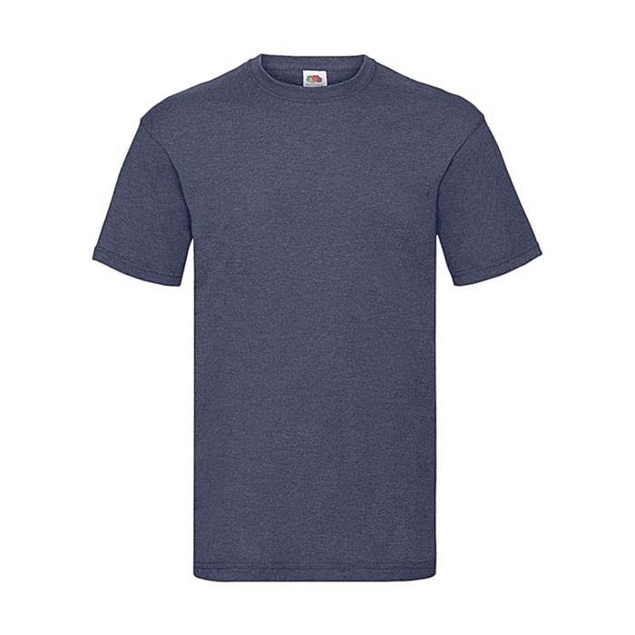 T-shirt 165 g/m² Value Weight T-Shirt 61-036-0 - Heather Navy / S
