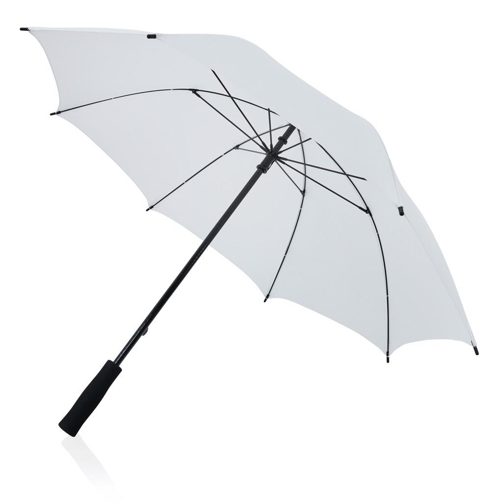 """23"""" odolný deštník ze sklolaminátu - Bílá"""