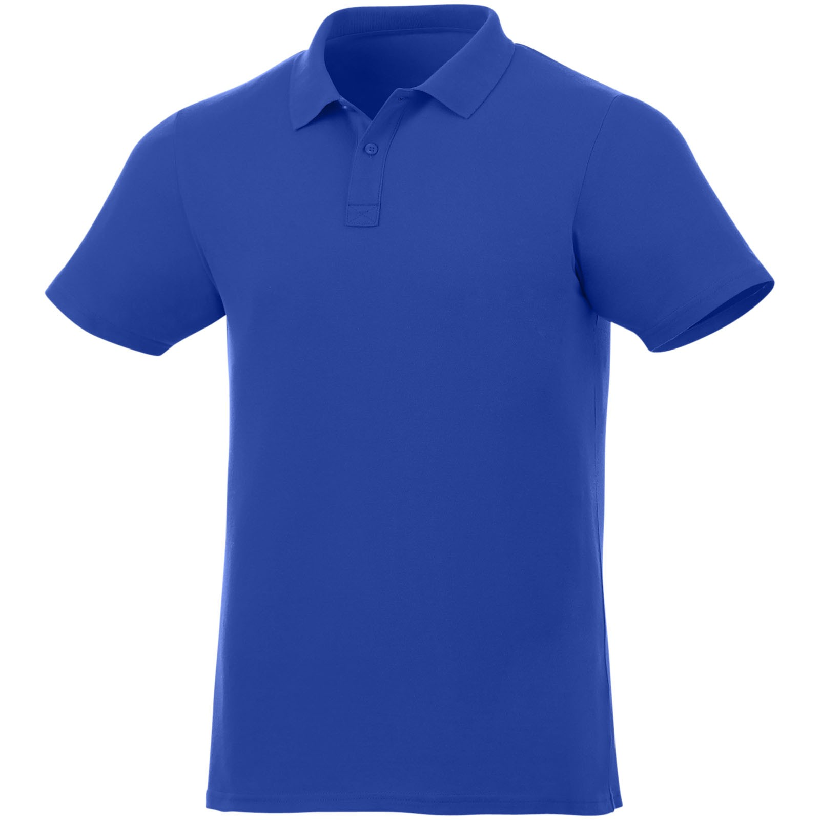 Liberty short sleeve men's polo - Blue / S