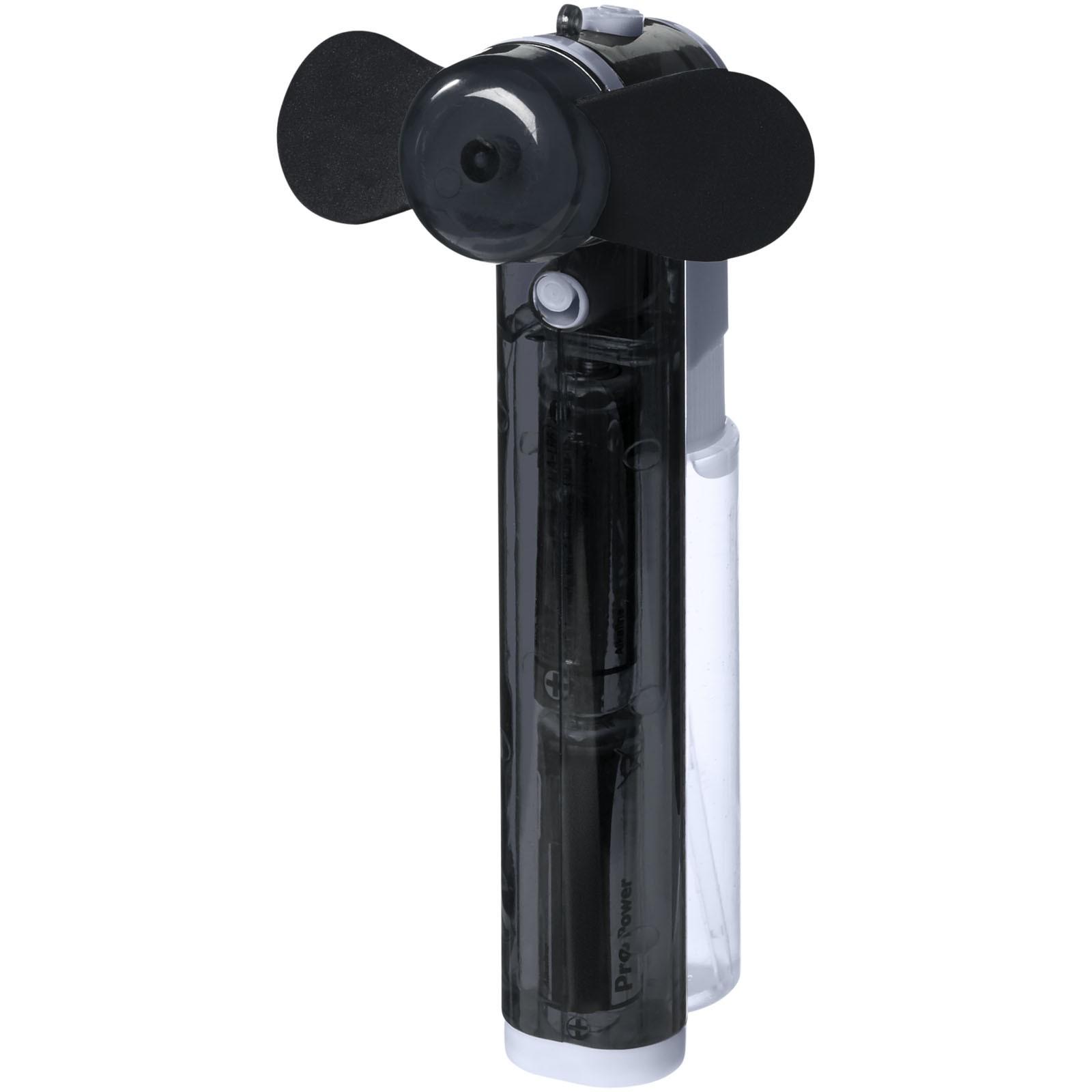 Fiji Wasser Taschenventilator - Schwarz