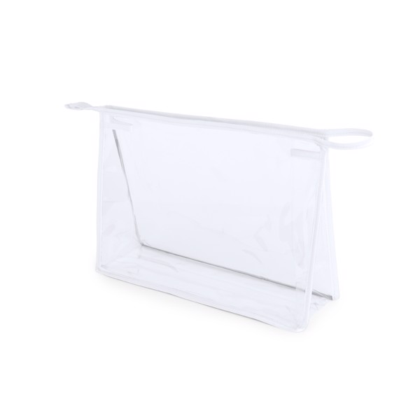 Beauty Bag Losut - White