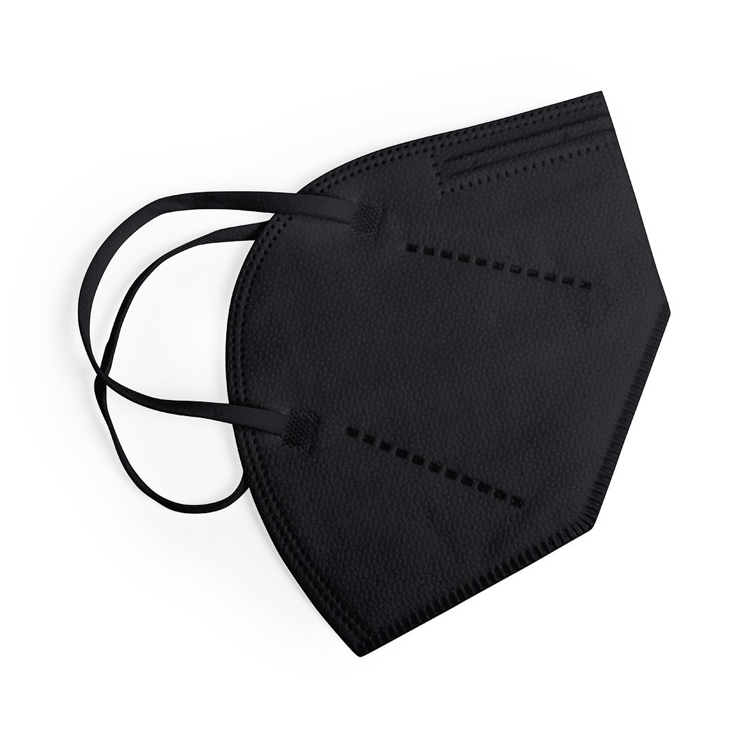 Auto Filtering Mask FFP2 Color Tensil - Black