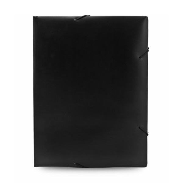 Porte-Documents Alpin - Noir