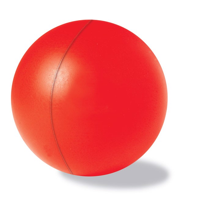 Anti-stress ball Descanso - Red