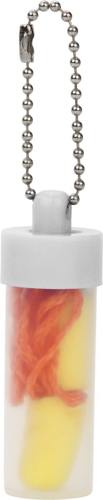 Foam ear plugs - White