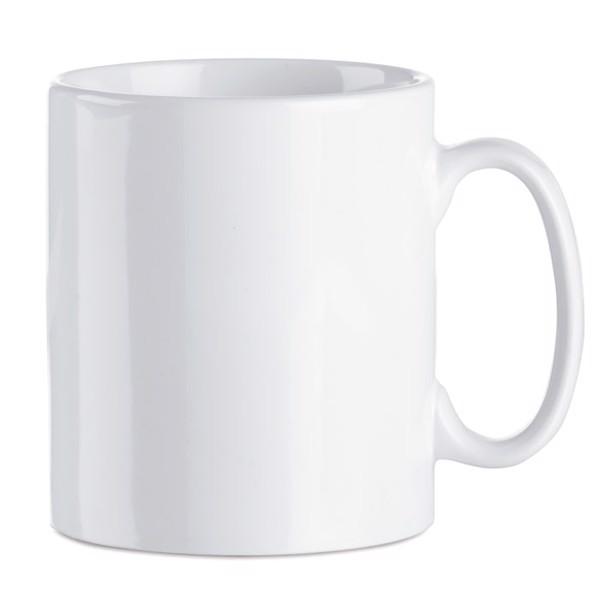 Sublimation ceramic mug 300 ml