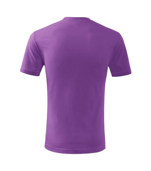 T-shirt Kids Malfini Classic New - Purple / 12 years