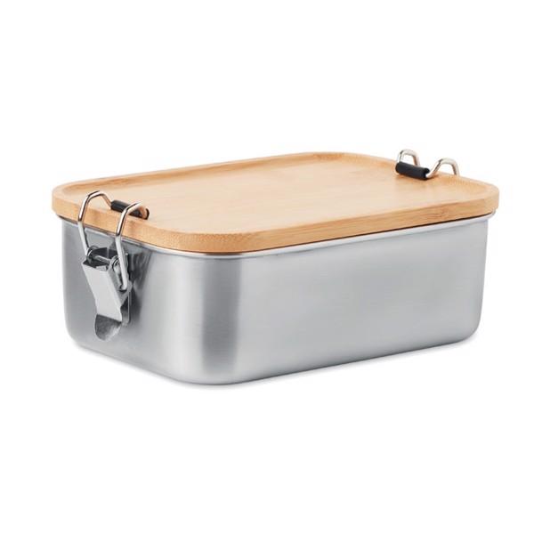 Stainless steel lunch box 750ml Sonabox