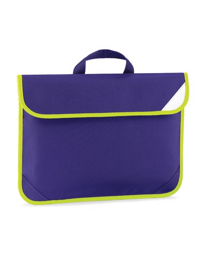 Enhanced-Viz Book Bag - Purple
