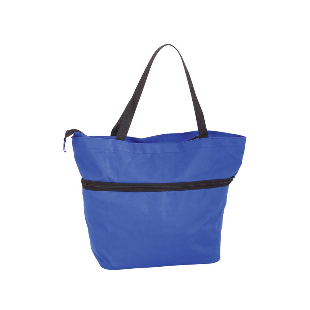 Bolsa Extensible Texco - Azul