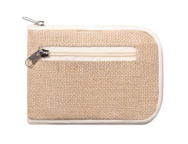 Foldable Shopping Bag Dylan - Natural / White