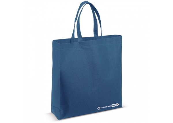 Shoulder bag R-PET 100g/m² - Dark Blue