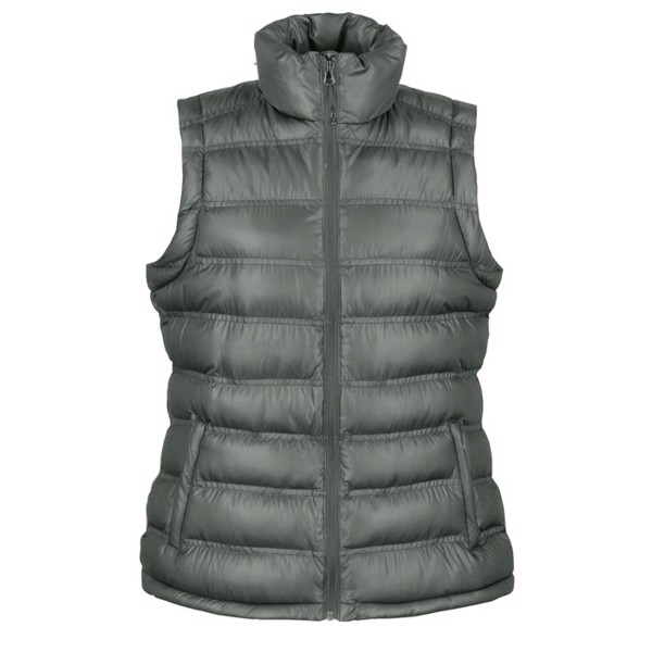 Ladies Bodywarmer / Vest Ladies Ice Bird Gilet R193f - Grey / XS