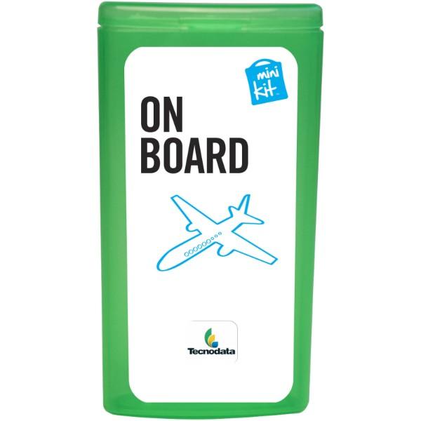 Mini cestovní sada - Zelená