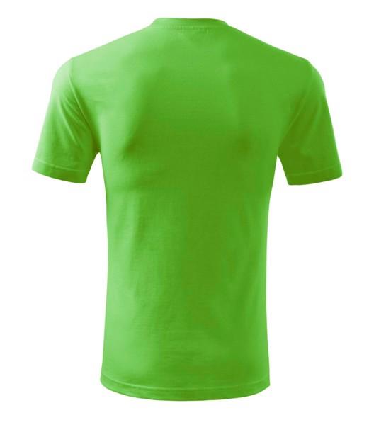 Tričko pánské Malfini Classic New - Apple Green / XL