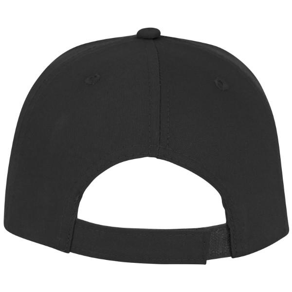 Ares 6panelová čepice - Černá