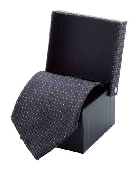 Necktie Dandy - Dark Grey / Black