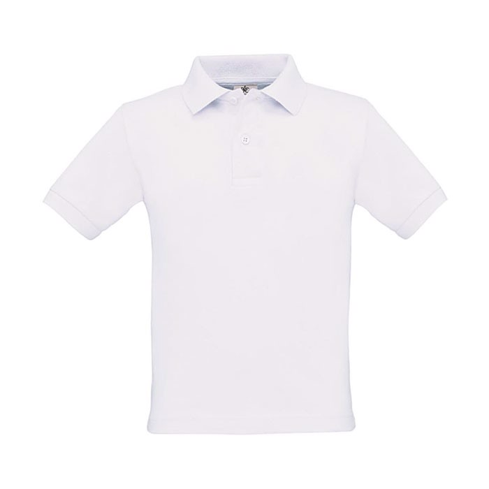 Kids Polo Shirt 180 g/m2 Safran Kids Polo Pk486 - White / L