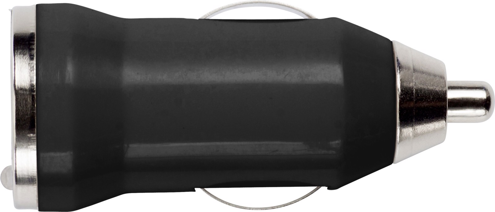 ABS car power adapter - Black