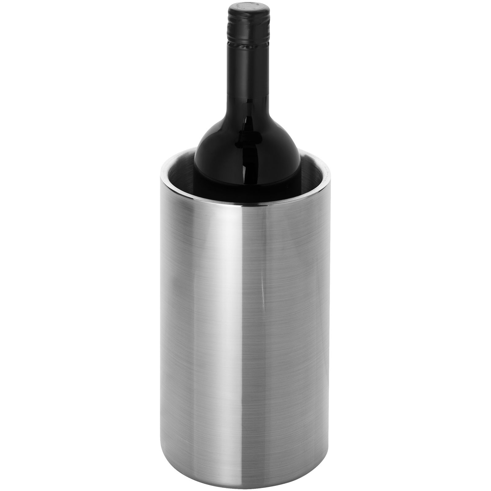 Cielo double-walled stainless steel wine cooler