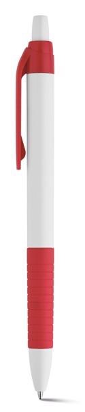 AERO. Nonslip ball pen - Red