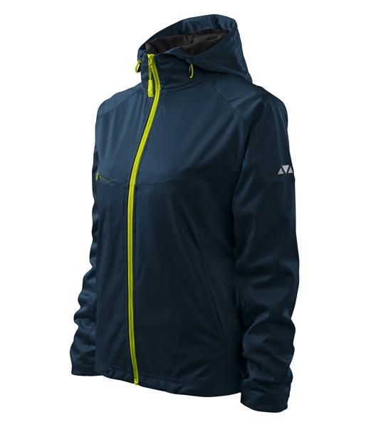 Jacket Women's Malfini Cool - Navy Blue / XL