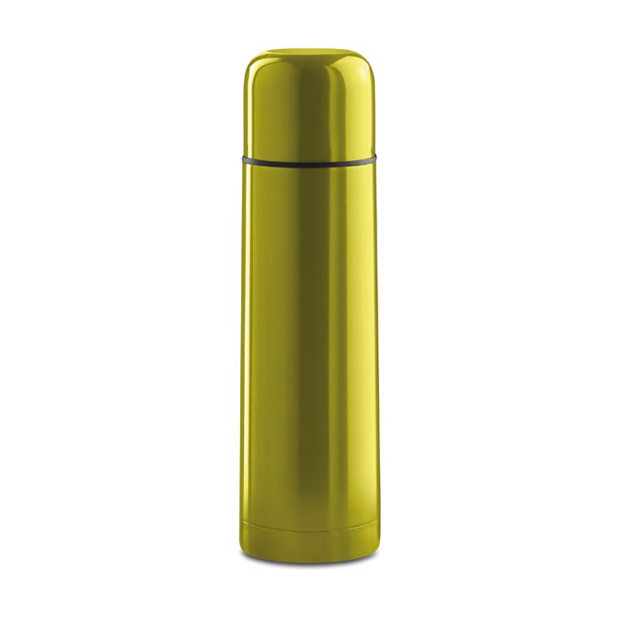 Double wall flask 500 ml Chan - Lime