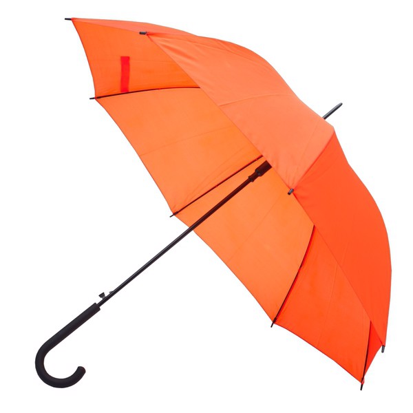 Parasol automatyczny Fribourg - Pomarańczowy