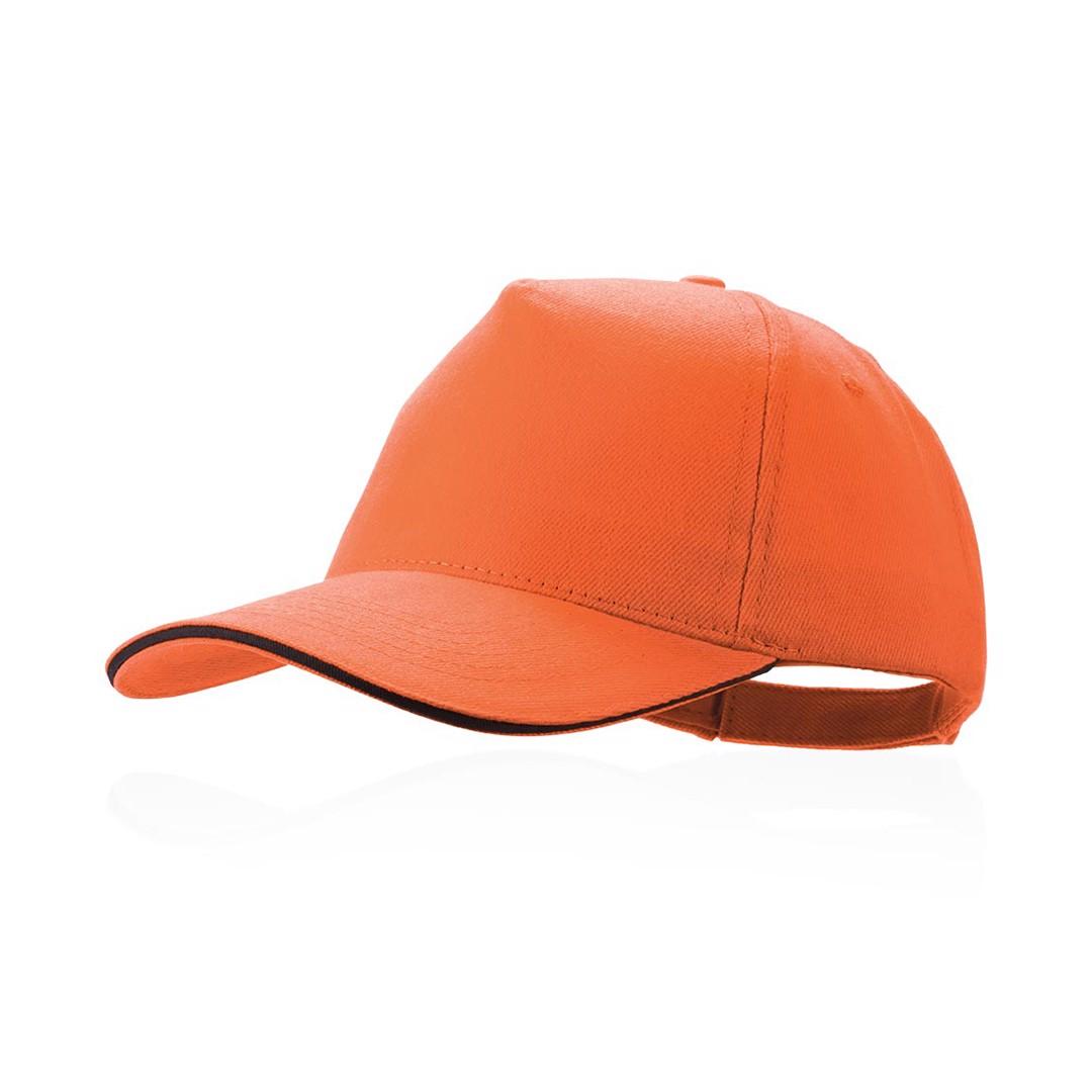 Boné Kisse - Orange