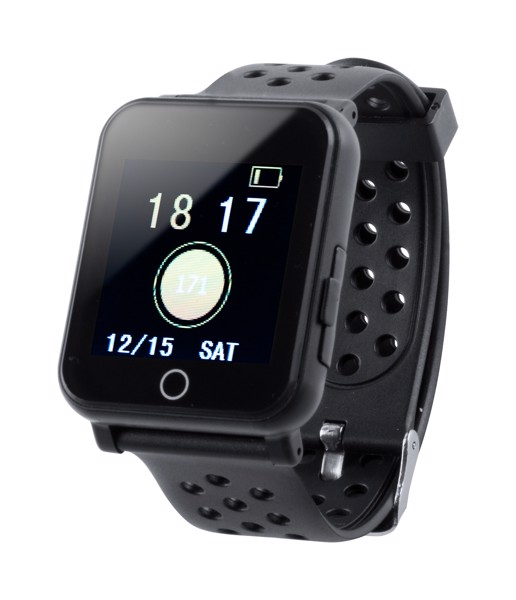 Smart-Watch Radilan - Schwarz