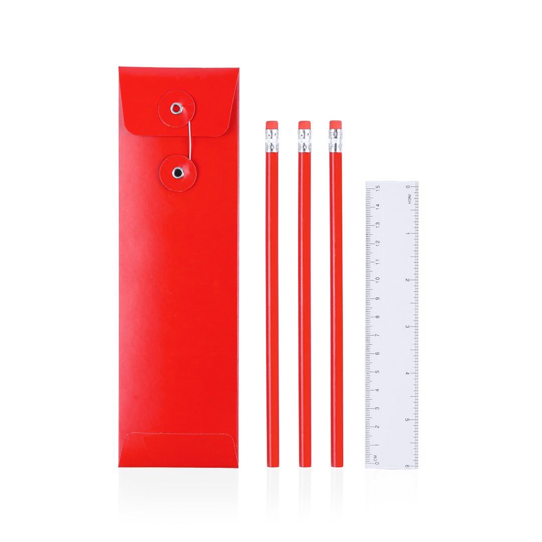 Set Laptan - Rojo
