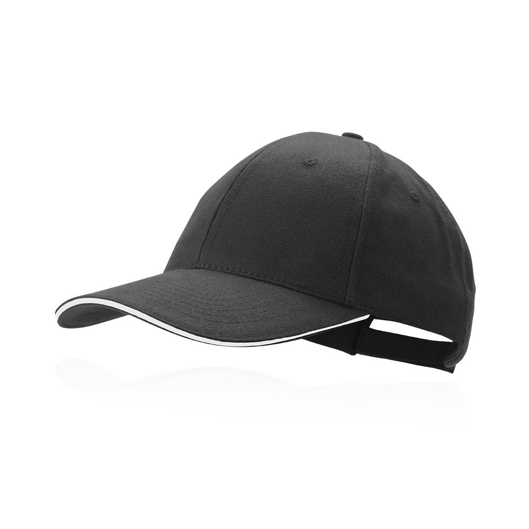 Gorra Rubec - Negro