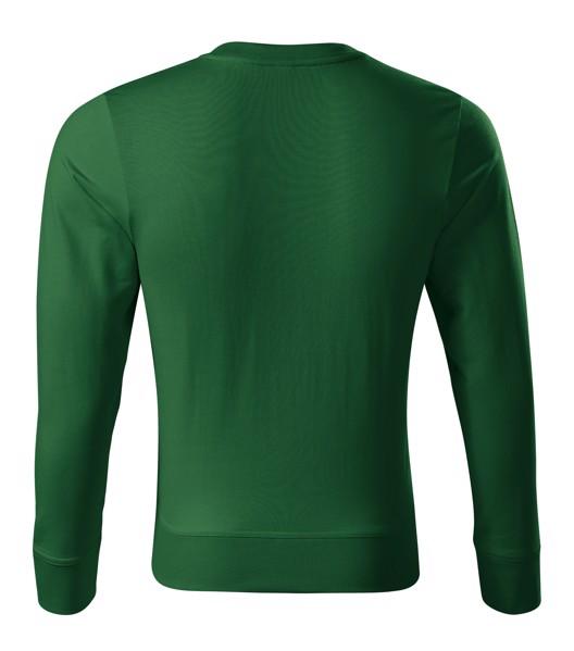 Sweatshirt unisex Piccolio Zero - Bottle Green / S