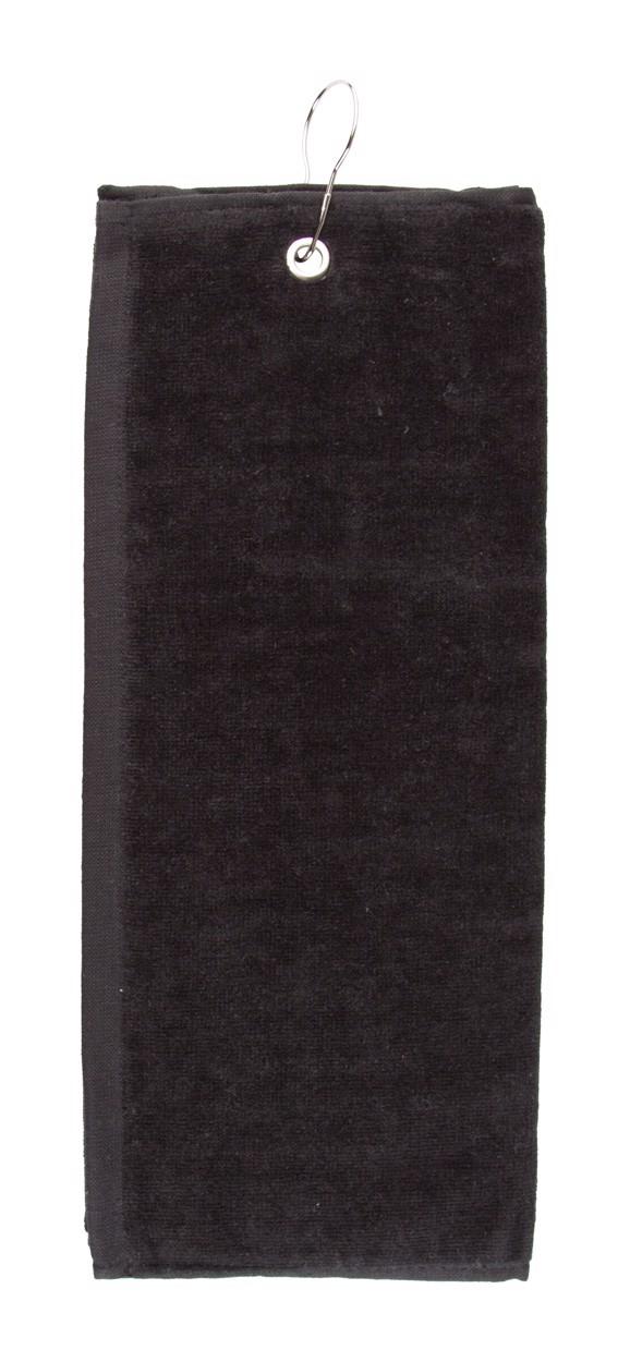 Golf Towel Tarkyl - Black
