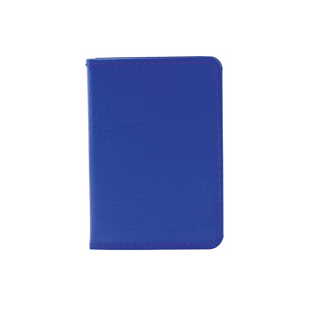 Tarjetero Twelve - Azul